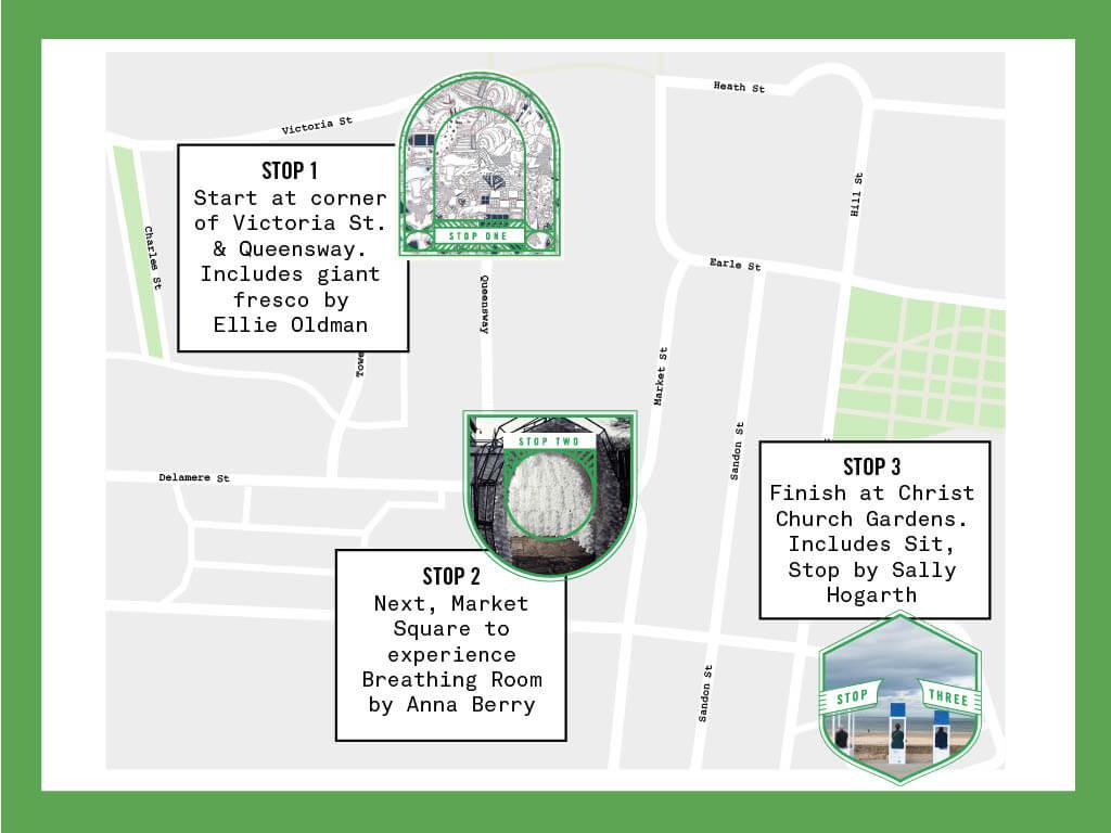 Journeys Crewe 2021 SpareParts Map