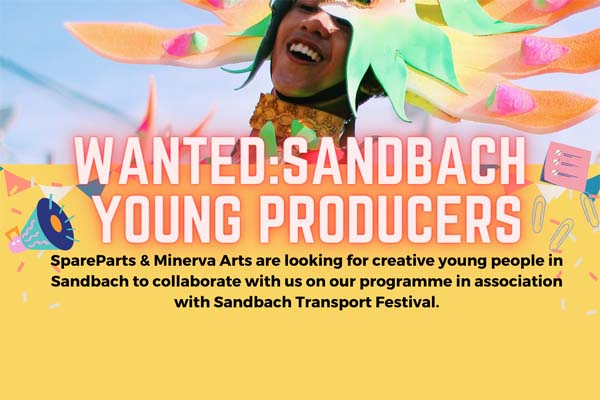 Wanted Sandbach Young Producers